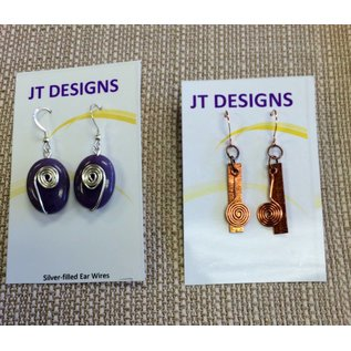 JT Designs Earrings