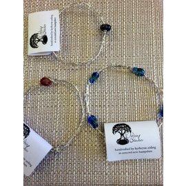 Wyrding Studios Wire Wrap Bracelet