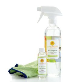 Just Naturals Natural Cleaner Gift Set