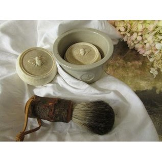 Beeline LLC Bee Smooth Shaving Bar with Stoneware