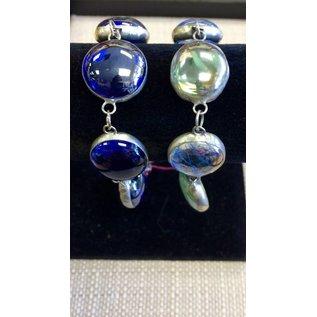 SB Creative Colored Glass Bracelet