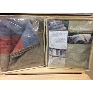 The Main Blanket Soft Wool Blanket