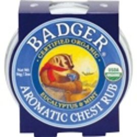W.S. Badger Aromatic Chest Rub -  2 oz