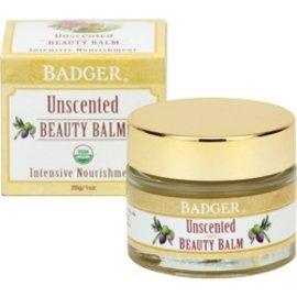 W.S. Badger Beauty Balm Intensive Nourishment - Unscented