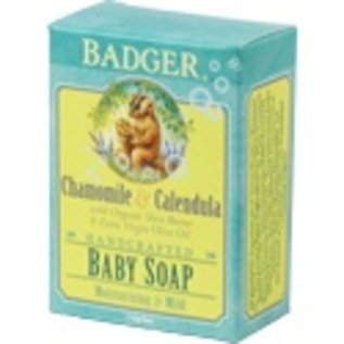 W.S. Badger Chamomile Baby Soap - 4 oz