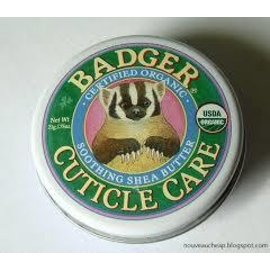 W.S. Badger Cuticle Care Badger Balm