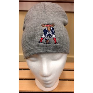 Woods & Sea Patriots Moose Knit Winter Hat- classic