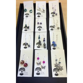 Wyrding Studios Earrings - Wyrding Studios
