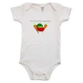 Simply Chickie I'm a Little Fresh Onesie and T-shirt