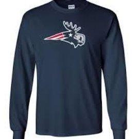 Woods & Sea Patriots Moose L/S Shirt