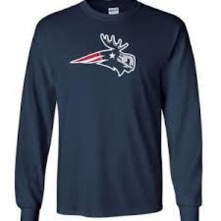Woods & Sea Patriots Moose L/S Shirt