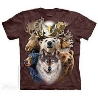 The Mountain Northern Wildlife T-Shirt (Child)