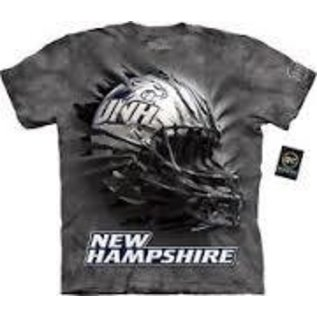 The Mountain UNH Wildcat Helmet T-Shirt (Child)