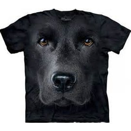 The Mountain Black Lab T-Shirt