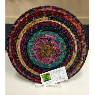 Fernhaven Quilting and Crafts Fabric Pottery Table Mat
