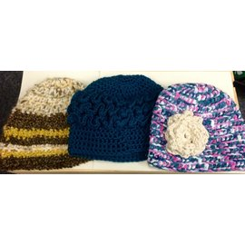 Heather's Happy Hats Crochet Hats - Youth