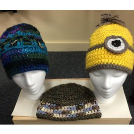 Heather's Happy Hats Crochet Hats - Adult