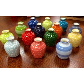 Lacey Pots Itty Bitty Vase