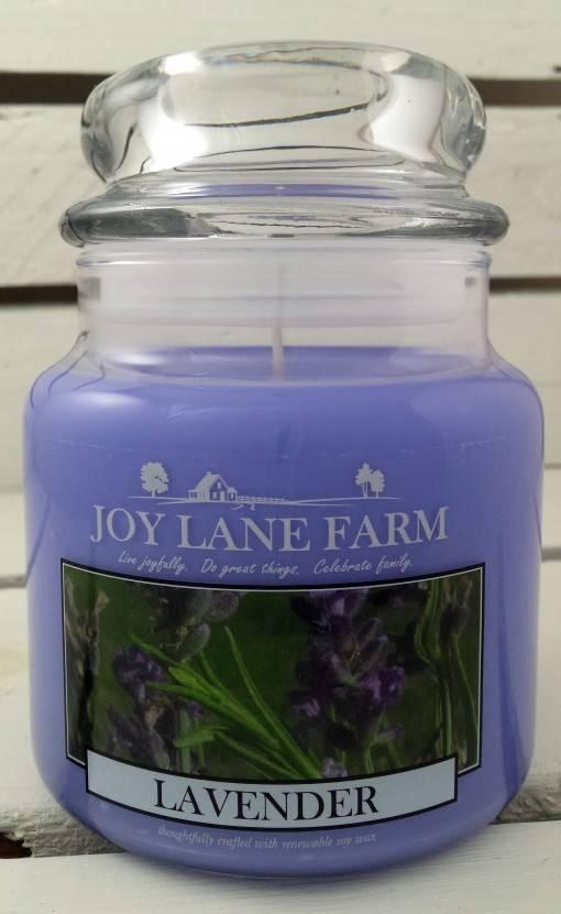 Soy Candle Jar - Marketplace New England, Inc