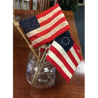 Mountainside Creations and Collectibles Primitive American Flag