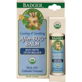 W.S. Badger After Bug Balm Bug Bite Itch Relief