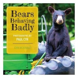 National Book Network Bears Behaving Badly Book