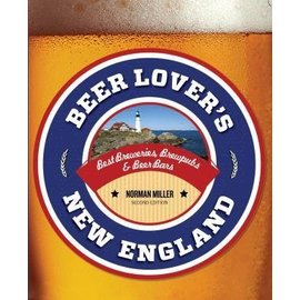 National Book Network Beer Lover's New England Book