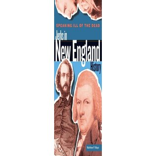 National Book Network Jerks in New England History Book