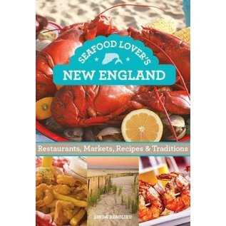 National Book Network Seafood Lover's New England Book