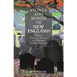 National Book Network Stones and Bones of New England Book