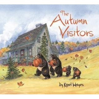 National Book Network The Autumn Visitors Book