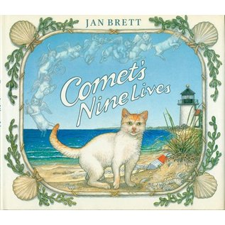 Penguin Random House Comet's Nine Lives