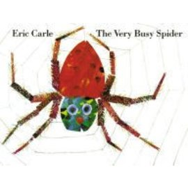Penguin Random House The Very Busy Spider by Eric Carle