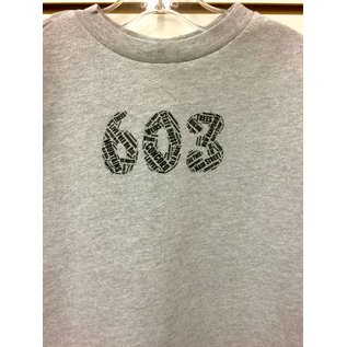 Who Doesn't Want That 603 Word Collage Toddler T-Shirt