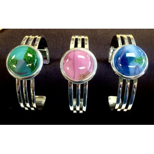 Old Pool Glassworks Glassworks Contemporary Cuff