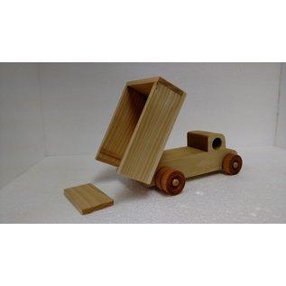 Enjoy Wooden Toys Wooden Dump Truck