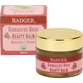 W.S. Badger Damascus Rose Beauty Balm