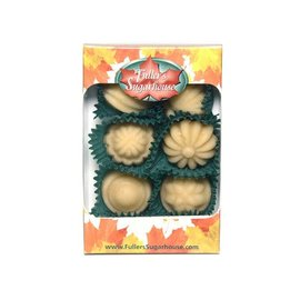 Fuller's Sugarhouse Maple Candy - 6 piece box 1.5oz