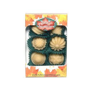 Fuller's Sugarhouse Maple Sugar Candy - 6 piece box