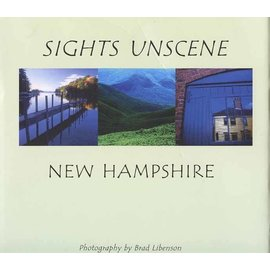 Brad Libenson Sights Unscene New Hampshire Book