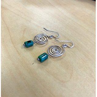 Patty Roy Jewelry Ruby Zoisite Earrings