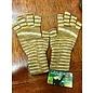 Nodrog Farms Alpaca Candy Stripe Fingerless Gloves