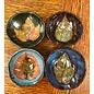Elizabeth MacBride leaf bowl with base