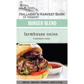 Halladay's Barn Farmhouse Onion Burger Seasoning