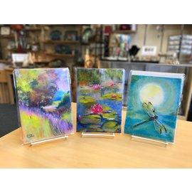 Eloise Jeffrey 5x7 Pastel Landscape