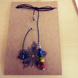 Barefoot Beautiez Chakra necklace