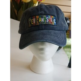Eastern Illustrating License Plate Hat