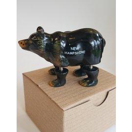 Eastern Illustrating Wiggle Bear Magnet