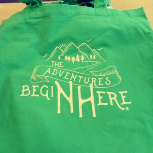 Upper Notch Press The Adventure Begins Here TOTE