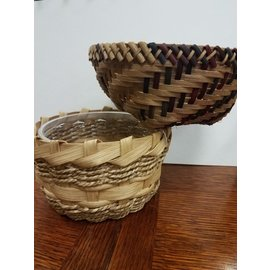 Diane Perry-Mann Medium Basket round